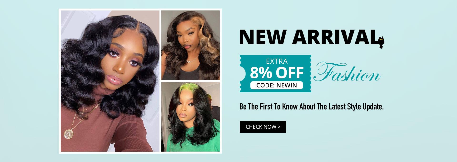 alipearl new arrival wigs